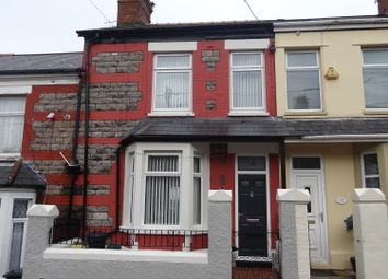 Thumbnail Terraced house for sale in St. Oswalds Road, Barry