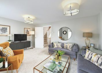 Thumbnail 3 bed end terrace house for sale in Holborough Lakes, Manley Boulevard, Snodland, Kent