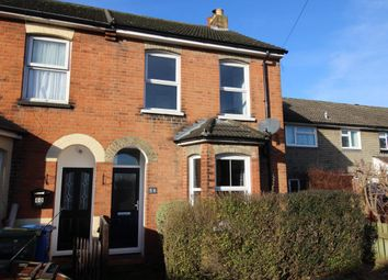 Thumbnail 2 bed end terrace house for sale in Herrett Street, Aldershot