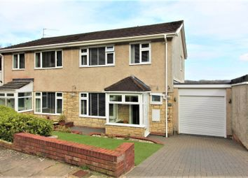 Thumbnail 3 bed semi-detached house for sale in Walston Road, Wenvoe, Cardiff