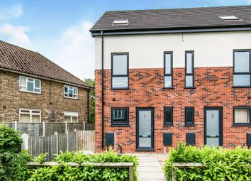 3 bed end terrace house for sale in St. Botolphs Crescent, Lincoln LN5