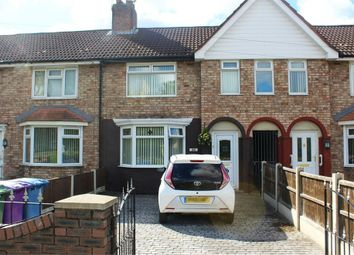 Thumbnail 3 bed terraced house for sale in Lower House Lane, Liverpool, Merseyside