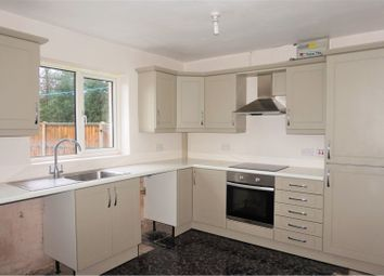 Thumbnail 4 bed end terrace house for sale in Nant Y Gaer Road, Llay