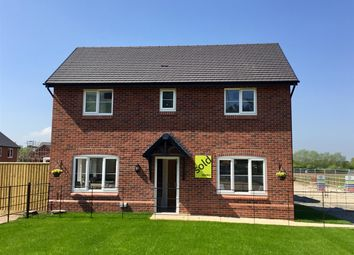 Thumbnail 3 bed detached house for sale in Plot 17 Phase 2 Hopton Park, Nesscliffe, Shrewsbury