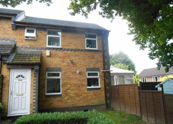 Thumbnail 2 bed town house to rent in Silverburn Drive, Oakwood, Derby