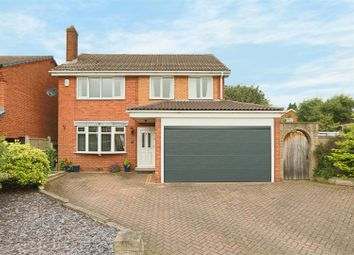 Thumbnail 4 bed detached house for sale in Dereham Drive, Arnold, Nottingham