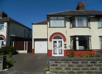 Thumbnail 4 bed semi-detached house for sale in Castleview Road, Liverpool