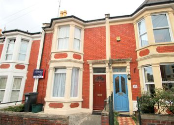 Thumbnail 3 bed terraced house for sale in Hamilton Road, Southville, Bristol