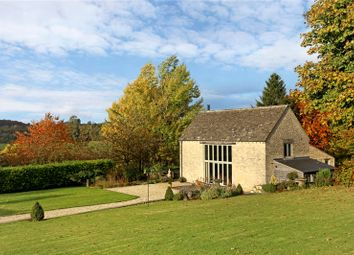 Thumbnail 3 bed barn conversion for sale in Lower Nashend, Bisley, Stroud, Gloucestershire