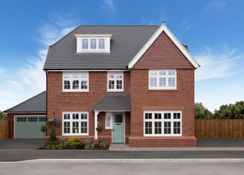 Thumbnail 5 bed detached house for sale in The Avenues At Westley Green, Dry Street, Langdon Hills