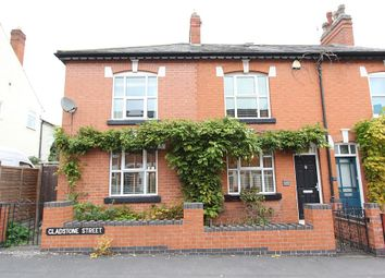 Thumbnail 4 bed semi-detached house for sale in Gladstone Street, Anstey, Leicester, Leicestershire