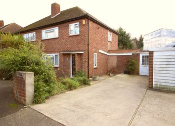 Thumbnail 3 bedroom semi-detached house to rent in Chesterfield Close, Orpington