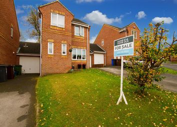 Thumbnail 3 bed detached house for sale in Birley Spa Close, Sheffield