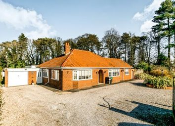Thumbnail 4 bed bungalow for sale in Wheldrake Lane, Crockey Hill, York, North Yorkshire