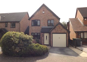 Thumbnail 3 bed detached house for sale in Rowan Close, Hollywood, Birmingham
