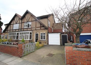 Thumbnail 4 bedroom semi-detached house to rent in Newbrough Crescent, Jesmond, Newcastle Upon Tyne