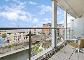 Thumbnail 1 bed flat for sale in The Lock House, 35 Oval Road, London