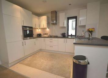 Thumbnail 3 bed flat to rent in Helmsley Pl, London