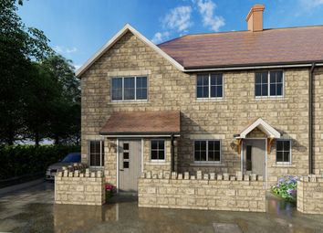Thumbnail 2 bed end terrace house for sale in Wells Road, Radstock