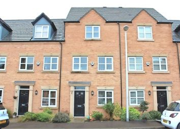 Thumbnail 3 bed town house for sale in Beamish Close, St Helens, Merseyside