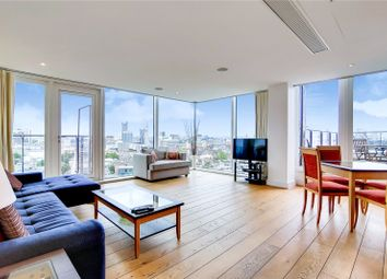 Thumbnail 2 bed flat to rent in Empire Square West, Long Lane, London