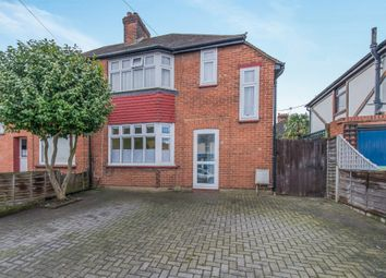 Thumbnail 3 bed semi-detached house for sale in Hawthorn Road, Sittingbourne