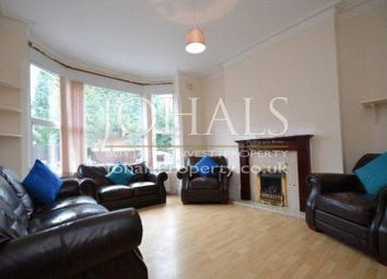 Thumbnail 5 bed terraced house to rent in Kimberley Road, Leicester, Leicestershire