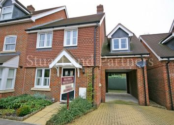Thumbnail 4 bedroom end terrace house to rent in Barncroft Drive, The Limes, Lindfield