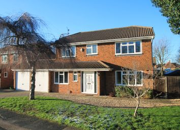 Thumbnail 4 bed detached house for sale in Kynaston Avenue, Aylesbury