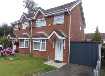 Thumbnail 3 bed semi-detached house for sale in Longdown Road, Fazakerley, Liverpool, Merseyside