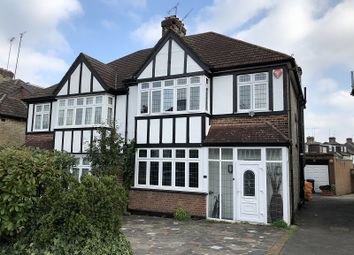 Thumbnail 4 bedroom semi-detached house to rent in Wades Hill, London, Greater London.