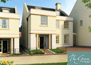 "Thumbnail 6 bed detached house for sale in ""The Darcy @ The Green"" at Romsey Road, Winchester"