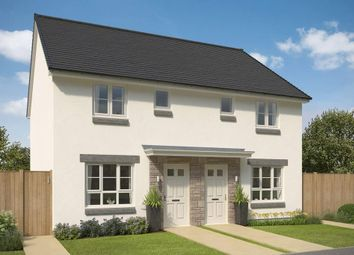 """Thumbnail 2 bed terraced house for sale in """"Fasque 1"""" at Park Place, Newtonhill, Stonehaven"""