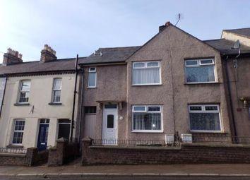 Thumbnail 3 bed terraced house for sale in Henllan Street, Denbigh, Denbighshire