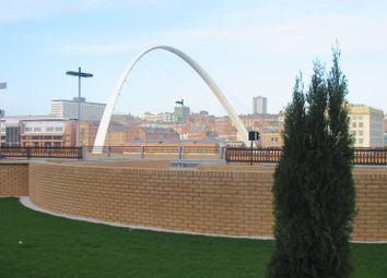 Thumbnail 2 bed flat to rent in Baltic Quay, Mill Road, Gateshead