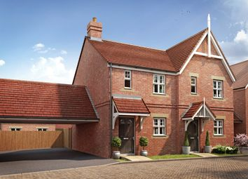 "Thumbnail 2 bed semi-detached house for sale in ""Alnmouth"" at Ostrich Street, Stanway, Colchester"