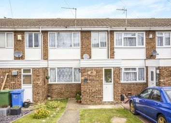 Thumbnail 3 bed terraced house for sale in Raleigh Way, Minster On Sea, Sheerness, Kent