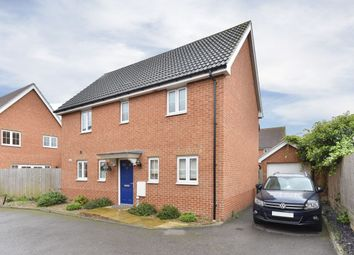Thumbnail 3 bed detached house for sale in Panyers Gardens, Dagenham