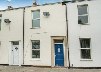 Thumbnail 2 bed terraced house for sale in Gladstone Street, Blyth, Northumberland