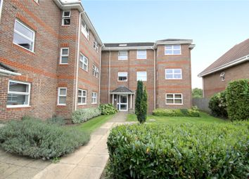 Thumbnail 2 bedroom flat for sale in Rushmon Court, Barker Road, Chertsey, Surrey