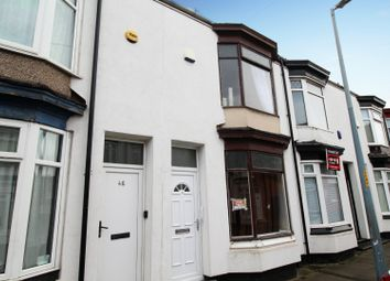 2 bed terraced house for sale in Wicklow Street, Middlesbrough, Cleveland TS1