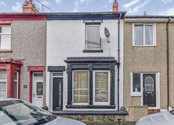 Thumbnail 4 bed terraced house for sale in Frostoms Road, Workington