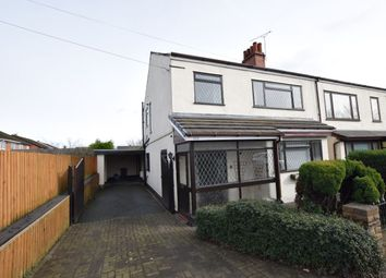 Thumbnail 3 bed semi-detached house for sale in Chester Road, Great Sutton, Ellesmere Port