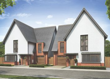 "Thumbnail 4 bedroom property for sale in ""The Wendover"" at Welton Lane, Daventry"