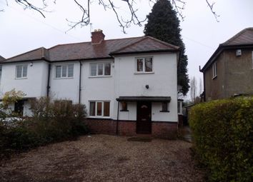 Thumbnail 3 bed property to rent in Reddicap Heath Road, Sutton Coldfield, Sutton Coldfield