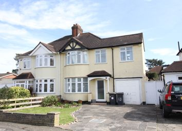 Thumbnail 3 bed semi-detached house for sale in Oakmere Close, Potters Bar