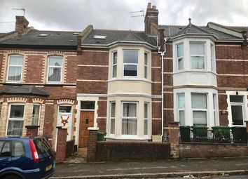 Thumbnail 5 bed terraced house to rent in St. Annes Road, Exeter