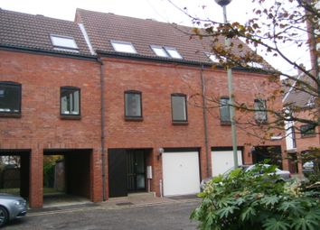 Thumbnail 3 bed town house to rent in Peel Mews, Norwich