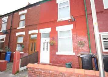 Thumbnail 2 bedroom terraced house for sale in Birchfield Road, Stockport, Greater Manchester