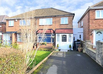 Thumbnail 3 bed semi-detached house for sale in Foxland Avenue, Rubery